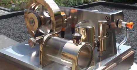 Um motor transparente a 2 tempos | Heron | Scoop.it