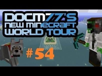 Docm77´s NEW Minecraft World Tour - Episode 54: Bang Bang   Ten Ten Formula   Scoop.it