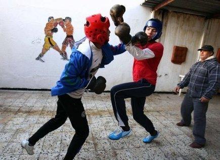 Interdite par Kadhafi, la boxe de retour en Libye - à la une - Actualités sur orange.fr | Mon actu à moi | Scoop.it