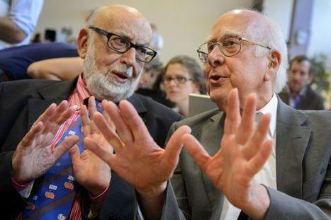 Le boson de Higgs a deux «papas»belges | Tout est relatant | Scoop.it
