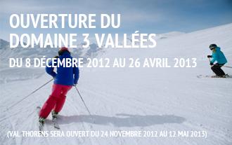SKI RESORT: Ouverture de la sations pour 2012/2013 | Actus Courchevel | Scoop.it