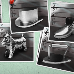 Which Monopoly piece is about to get sent to jail forever? You decide | It's Show Prep for Radio | Scoop.it