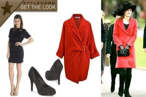 Get The Look: Kate Middleton   StyleCard Fashion Portal   StyleCard Fashion   Scoop.it