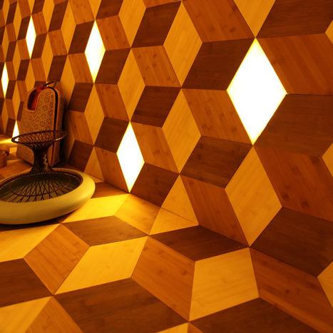 Jeff Dah-Yue Shi: LED Bamboo Lighting | Eye on concepts | Scoop.it