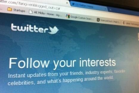 Twitter não comunicará dados sem autorização da justiça | Tecnologia e Comunicação | Scoop.it