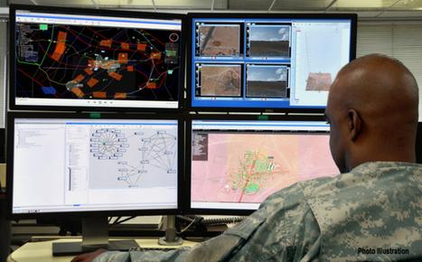 El Pentágono presenta el futuro de las guerras digitales y robotizadas | #cyborgs #cyberwar #bigdata | Cyborgs_Transhumanism | Scoop.it