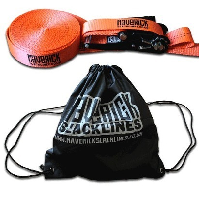 Unique Exercise Equipment - Slackline Kits   Anything Fitness   Scoop.it