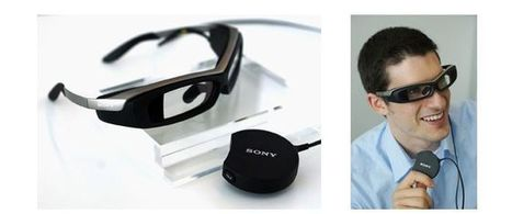 Sony's Google Glass rival will go on sale by the end of March | Just Give IT to me Simple : Technology | Scoop.it