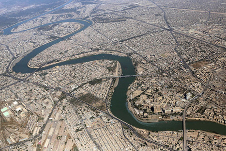 Dammed, dirty, drained by war: can Iraq's Tigris River be restored? | Sustain Our Earth | Scoop.it