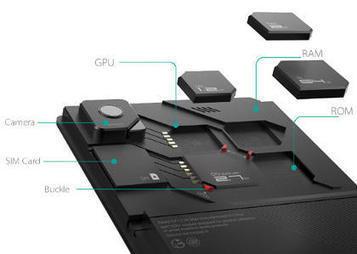 Eco-Mobius : ZTE planche sur un smartphone en kit | La Domotique et le Net | Scoop.it