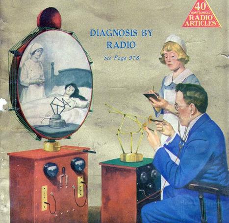 Telemedicine Predicted in 1925 | Telehealth | Scoop.it