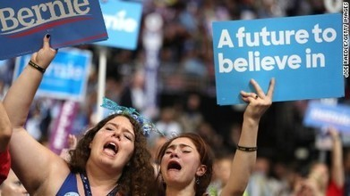 Don't belittle Sanders supporters | grants | Scoop.it