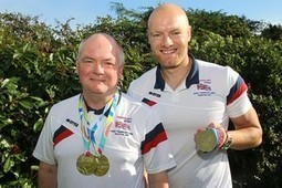 Medal joy for Retford family duo after a new lease of life | Retford Times | Transplant Sport | Scoop.it