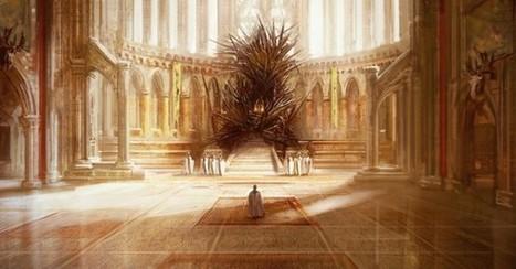 Voilà à quoi devrait ressembler le trône de fer | Les grands cycles d'heroic fanatsy | Scoop.it