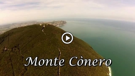 RIVIERA ADRIATICA: Monte Cònero (drone 2014) | Just Le Marche | Scoop.it