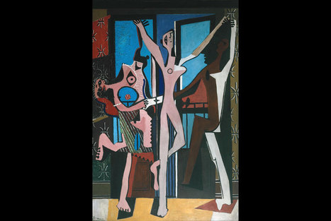 Picasso and Modern British Art opens at the Scottish National Gallery of Modern Art. | Culture Scotland | Scoop.it