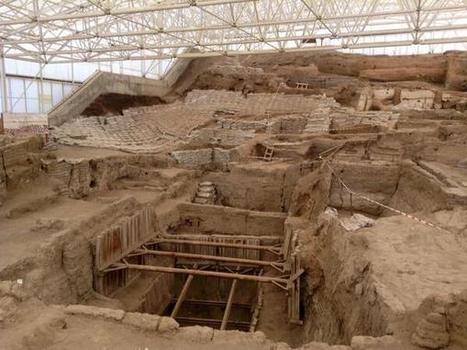 Twitter / ikpln: #Catalhoyuk the bountiful, ... | Neolithic Age | Scoop.it