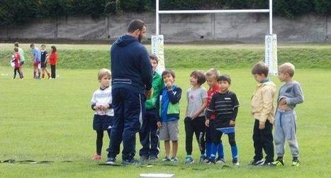 Journée «Portes ouvertes»  à l'école de rugby | Christian Portello | Scoop.it