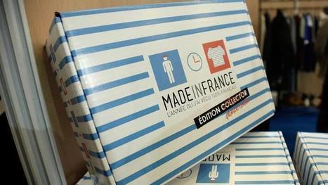 Le «made in France» gagne du terrain   Métiers, emplois et formations dans la filière cuir   Scoop.it