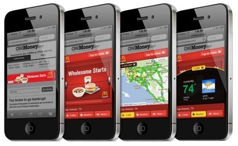 Experience Business Growth using Mobile Advertising | SnapWellAnd | Mobile Advertising | Scoop.it