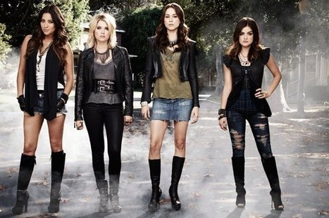 'Pretty Little Liars' Renewed For Fifth Season - Hollywood Life   Acting as a lifestyle   Scoop.it
