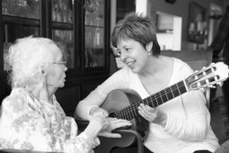 Music Therapy in Hospice: A Natural Vehicle for Patient-Centered Care @Planetree | Health and Patient Experience | Scoop.it