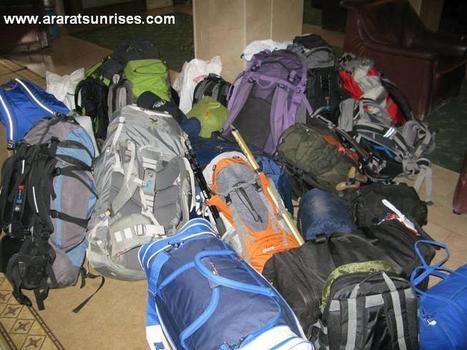 Ararat Trekking Tour Itinerary ( 4 Days Classic Ararat Trekking Tour ) | Climb Mount Ararat in Turkey | Scoop.it