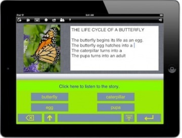 Writing Apps – Supports for Students with LD  | UDL & ICT in education | Scoop.it