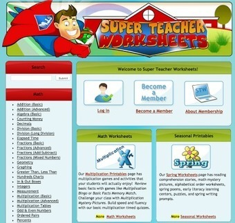 All Kinds of Worksheets and Printables You Need for Your Class | (e)Books and (e)Resources for Learning & Teaching | Scoop.it