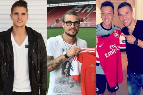 The summer transfer window told in behind-the-scenes Vines   Le Sport Digital   Scoop.it