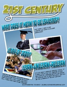 Guide to 21st Century Skills, Literacies, Fluency Flyer|Langwitches Blog | Digital & Media Literacy for Parents | Scoop.it