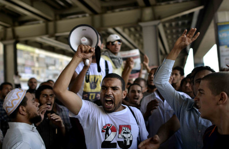 Muslim Brotherhood Ramps Up Call For Protests | Egypt | Scoop.it