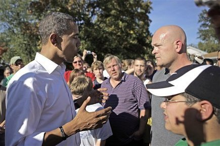 Joe The Plumber Vindicated - Obama Finally Admits He's A Socialist | Thug Government | Scoop.it