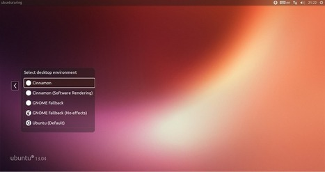 How to Install Cinnamon 1.8 on Ubuntu Desktop (13.10/13.04/12.10/12.04) | Ubuntu Portal | Ubuntu Desktop | Scoop.it