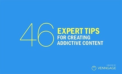#Growth Hacking : 46 Expert Tips For Creating Addictive Content by @solomogrowth | Técnicas de Growth Hacking: | Scoop.it