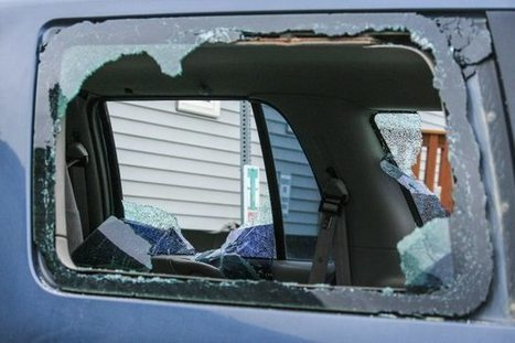 Bethel vandals target city vehicles, others in latest destructive incident | Criminology and Economic Theory | Scoop.it