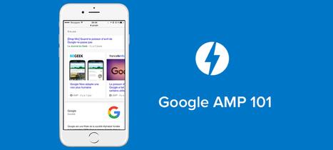 Google AMP : mise en oeuvre et 1er bilan | rédaction web et référencement | Scoop.it