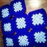 Crocheting having fun