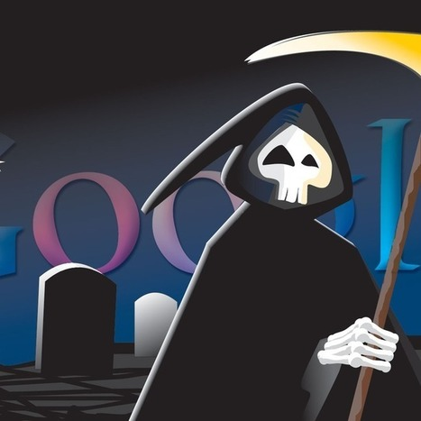RIP: Every Product Ever Axed By Google [INFOGRAPHIC] | CelebritizeYou | Scoop.it