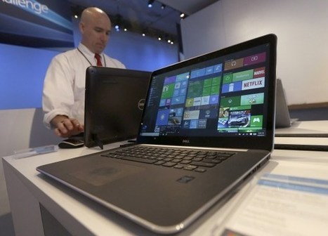 Even Windows 10 can't stop the slump in PC sales | Strategically Chaotic | Scoop.it