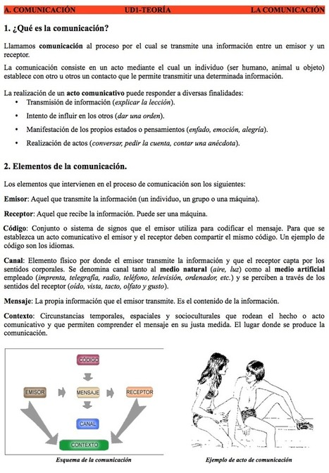 Técnicas de estudio. El Esquema de Cajas | My post 1 | Scoop.it