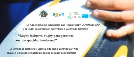 Gaztedi RT y Down Araba: compartiendo nuestra experiencia de rugby inclusivo | Sindrome de Down | Scoop.it