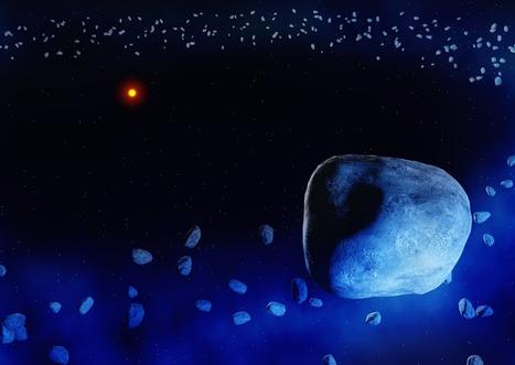 Alma découvre des comètes autour d'un jeune soleil | SoFrenchy | Scoop.it