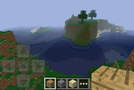 Minecraft to launch on iOS devices tomorrow - VentureBeat | Machinimania | Scoop.it