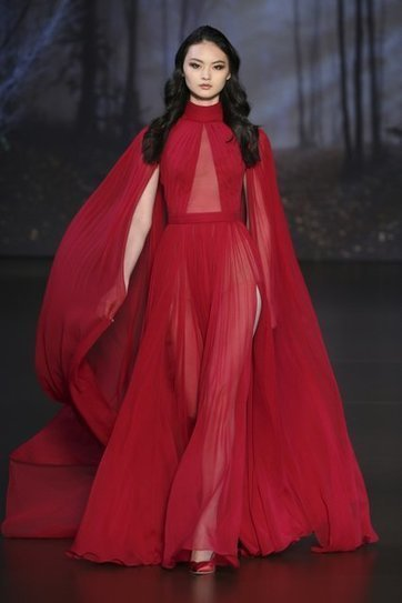 Ralph & Russo at Paris Fashion Week 2015 : A Sensual Spectacle | Best of the Los Angeles Fashion | Scoop.it