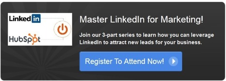 7 Ways Marketers Can Benefit from Participating in LinkedIn Groups | SM4NPLinkedIn | Scoop.it