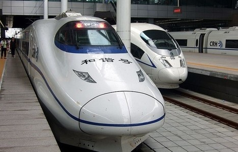 LE PREMIER TGV DU NIGERIA SERA INAUGURE DANS DEUX MOIS | NOUVELLES D'AFRIQUE | Scoop.it