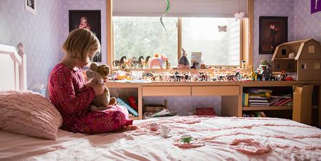Bambini, peluche e coperte di Linus - Il Post | QuarantaPiù | Scoop.it