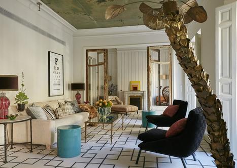 Isabel López-Quesada | Projects | interior design cultures | Scoop.it