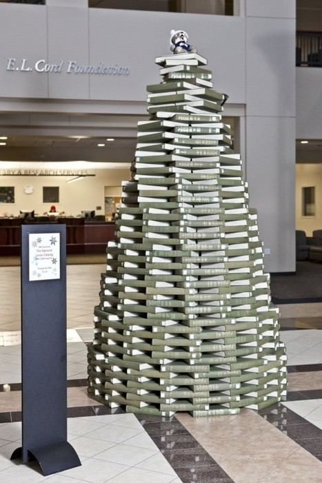 Top 10 Most Unusual Christmas Trees of 2011   Strange days indeed...   Scoop.it